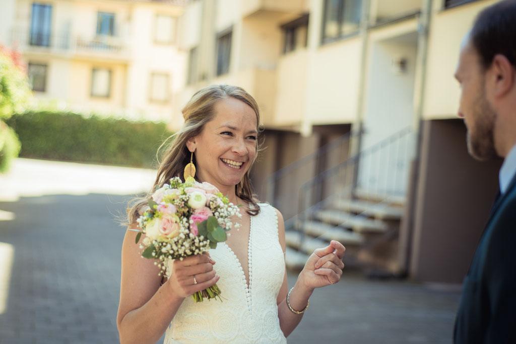 Hochhzeit, Hochzeitsfotos im Lür-Kropp-Hof in Bremen