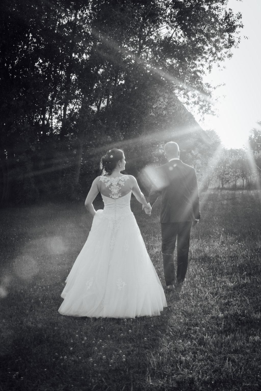 Hochzeitsfotografie-Rostock Schlossgarten Mecklenburg-Vorpommern