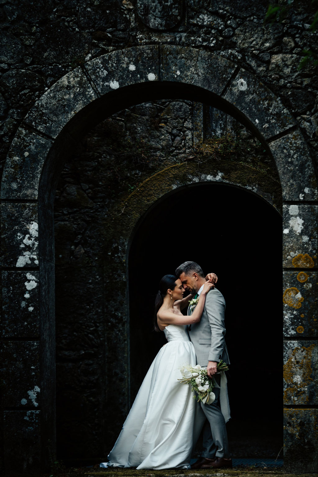 ROVA FineArt wedding photography - Hochzeitsfotografie Portugal - Elopement Castle