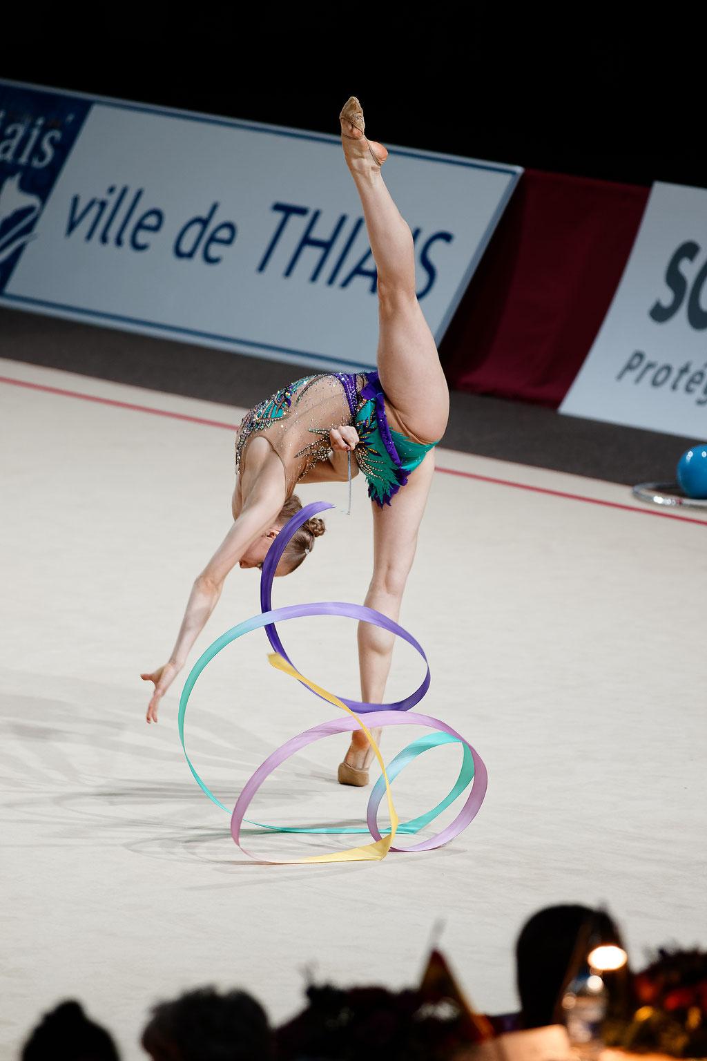 Gymnastique Rythmique. Grand Prix de Thiais 2018.
