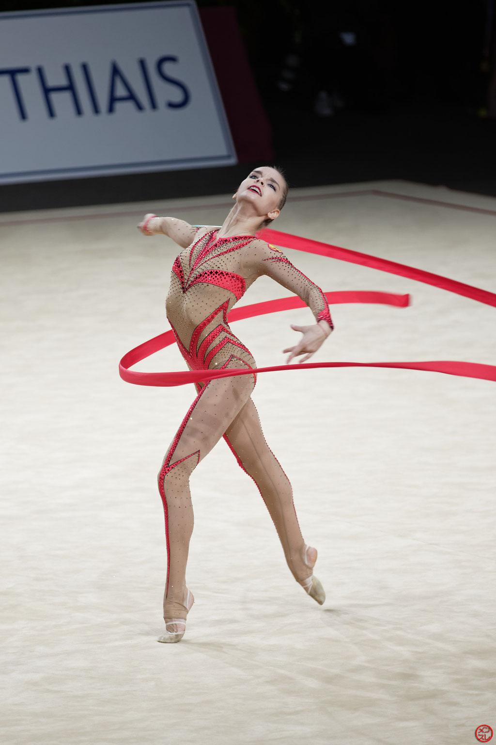 Gymnastique Rythmique. Grand Prix de Thiais 2017.