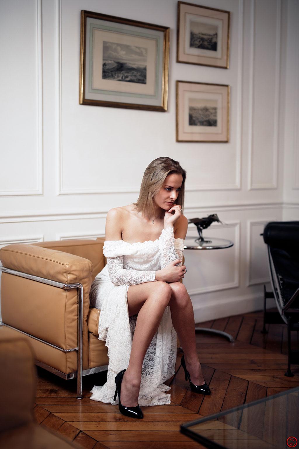 Anaël Leroy, mars 2018
