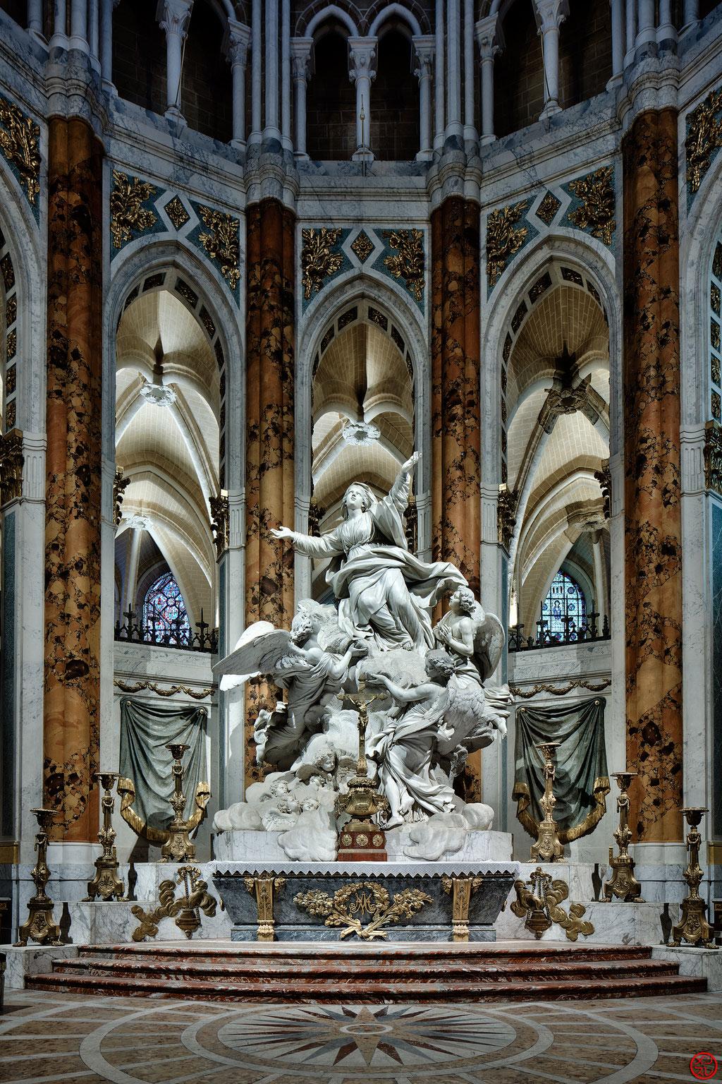 Cathédrale Notre-Dame de Chartres, France (2017)