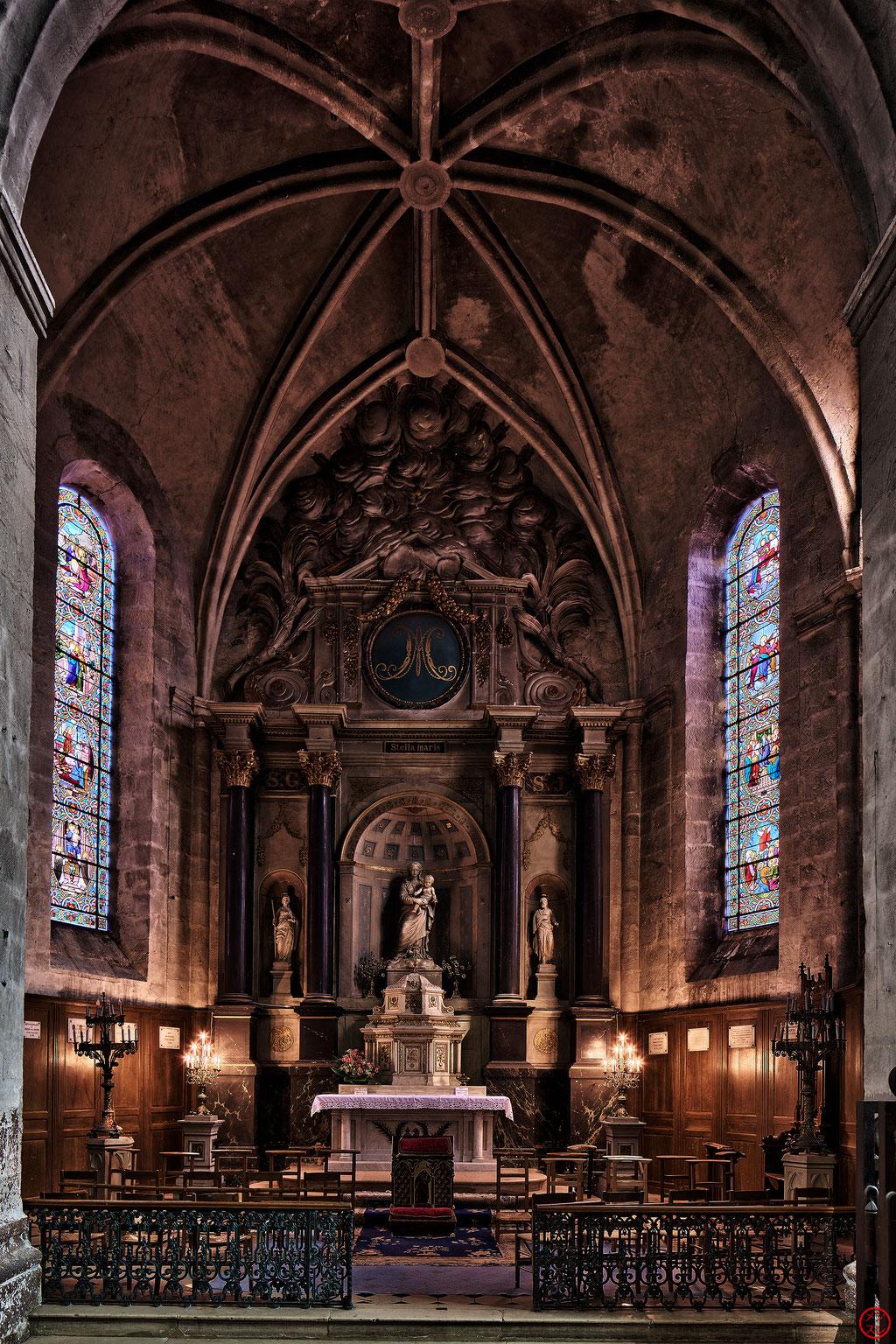 Eglise Saint-Germain-l'Auxerrois, Dourdan, Juin 2018