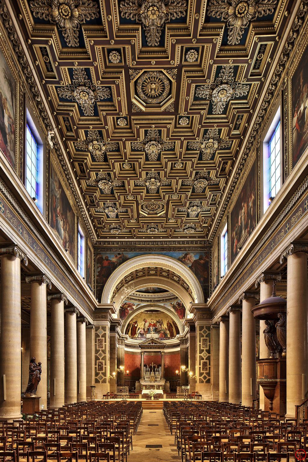Eglise Notre-Dame de Lorette, Paris, 30 septembre 2017