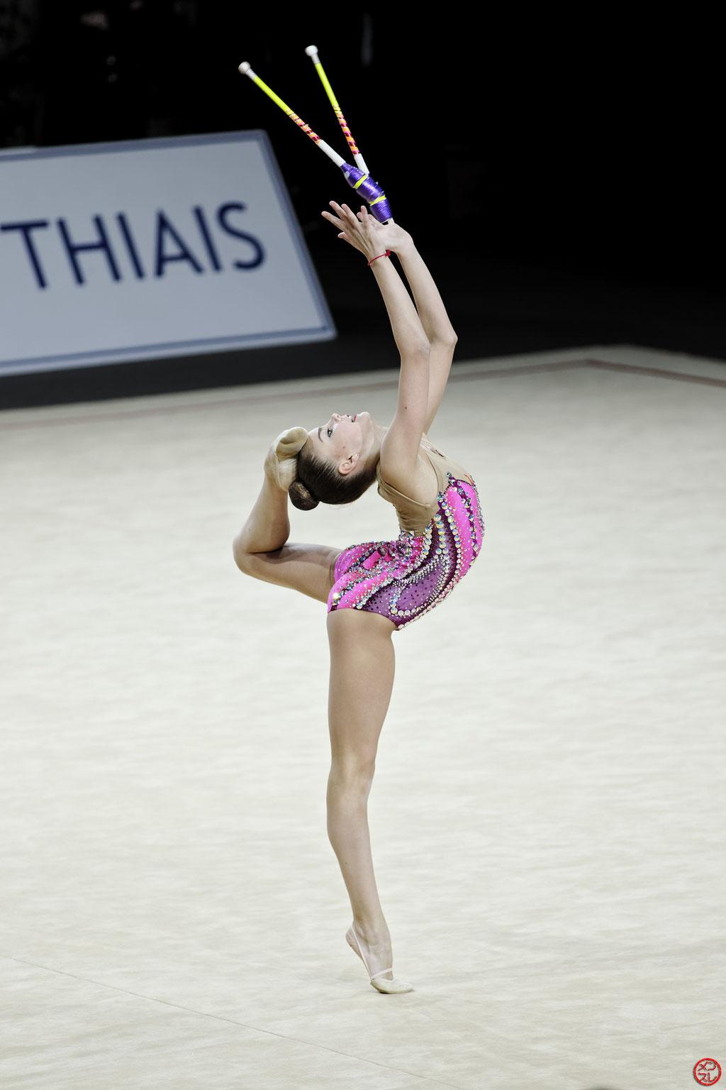 Gymnastique Rythmique. Grand Prix de Thiais 2016.