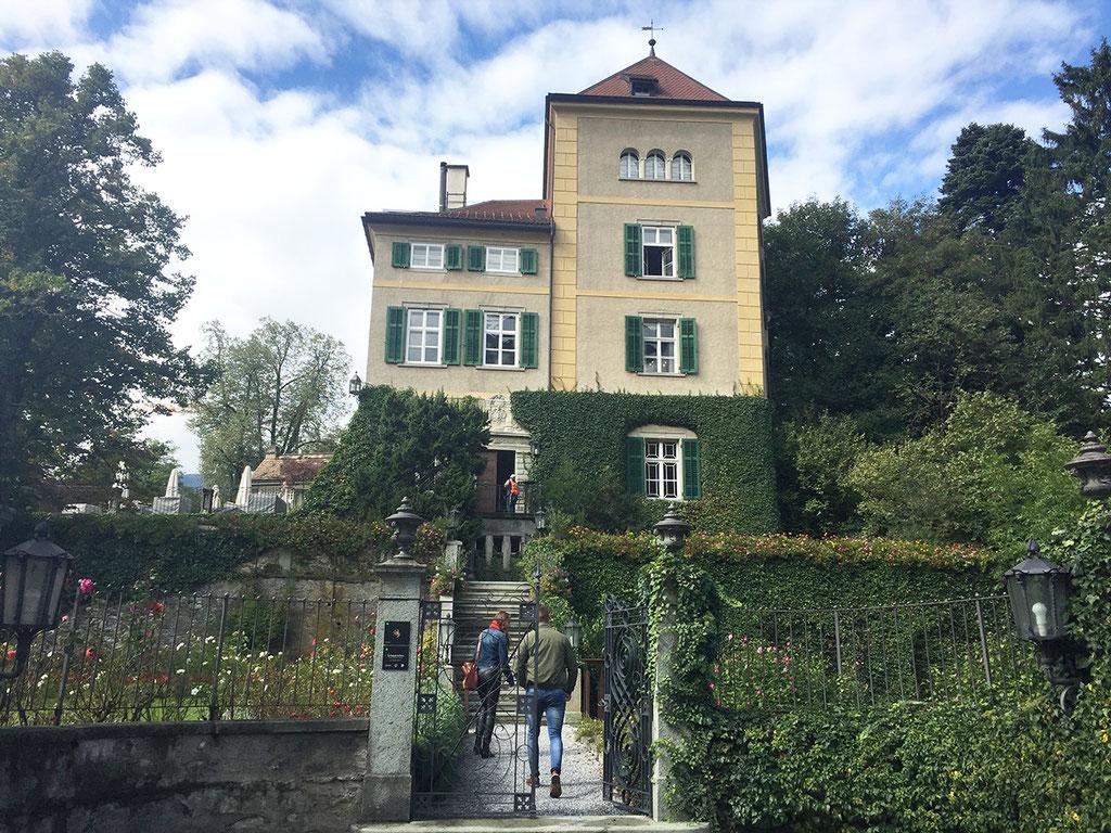 Auf wiedersehen in Fürstenau und im Schloss Schauenstein