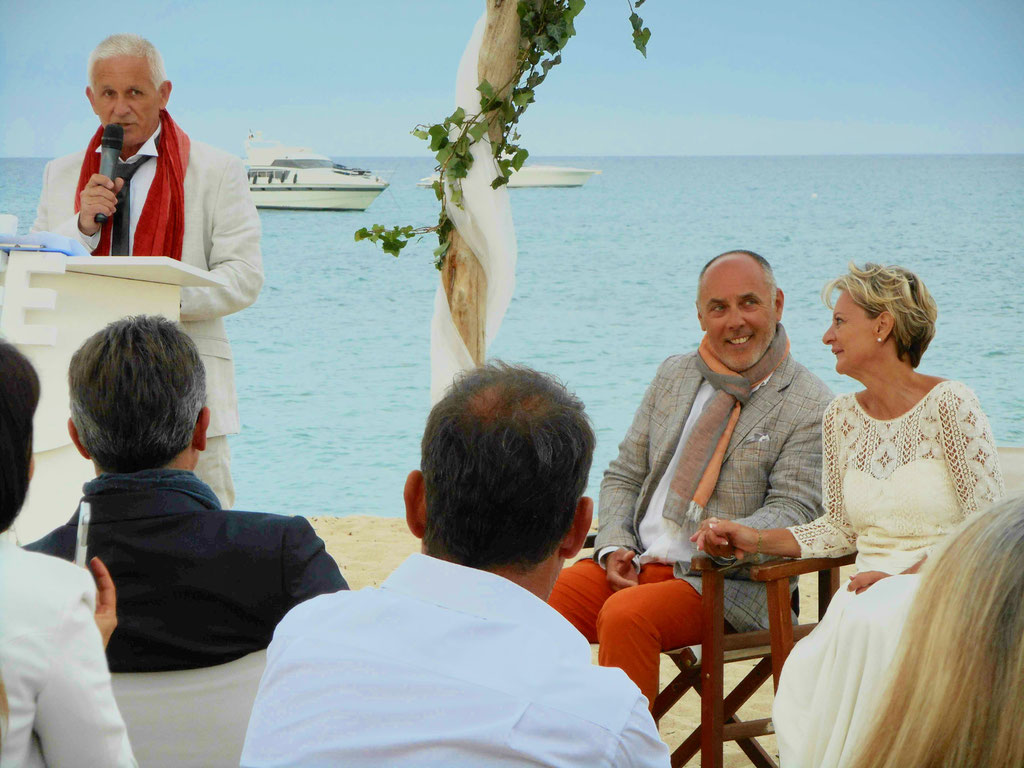 CEREMONIE LAIQUE SAINT TROPEZ