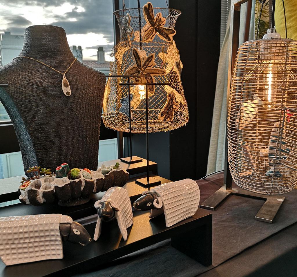 martine royer Exposition Mains de Femmes à Toulon