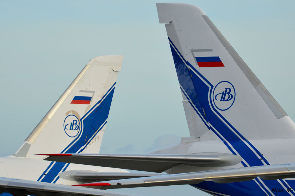 An-124 (RA-82046 und RA-82074)