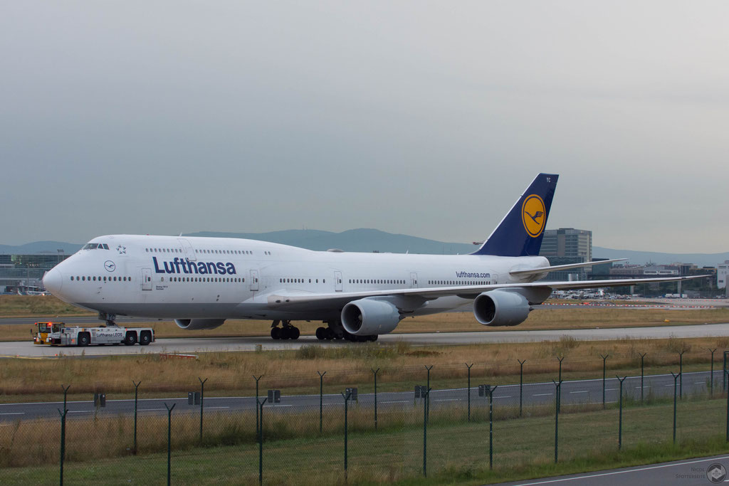 B747-8 (D-ABYC)