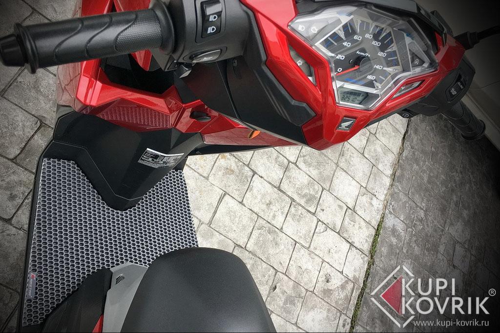 Коврики EVA для скутера Honda Click