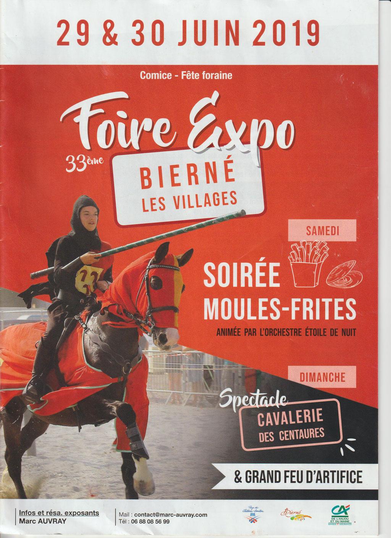 Calendrier Comice Agricole Sarthe 2019.Calendrier La Cavalerie Des Centaures