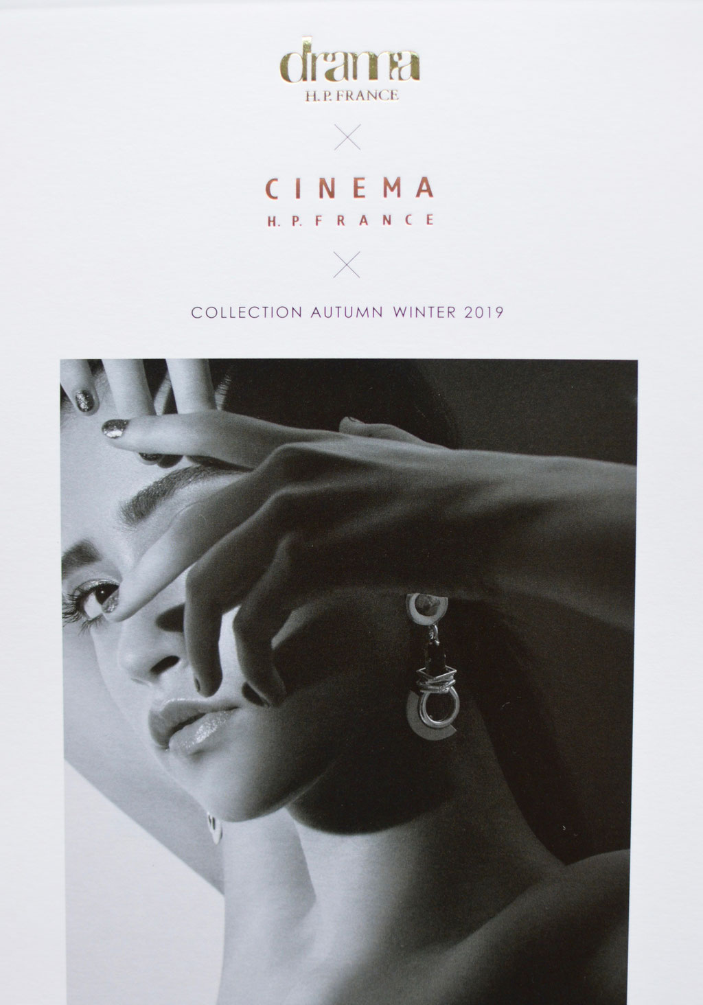 drama H.P.FRANCE , CINEMA H.P.FRANCE2019 AW Catalog