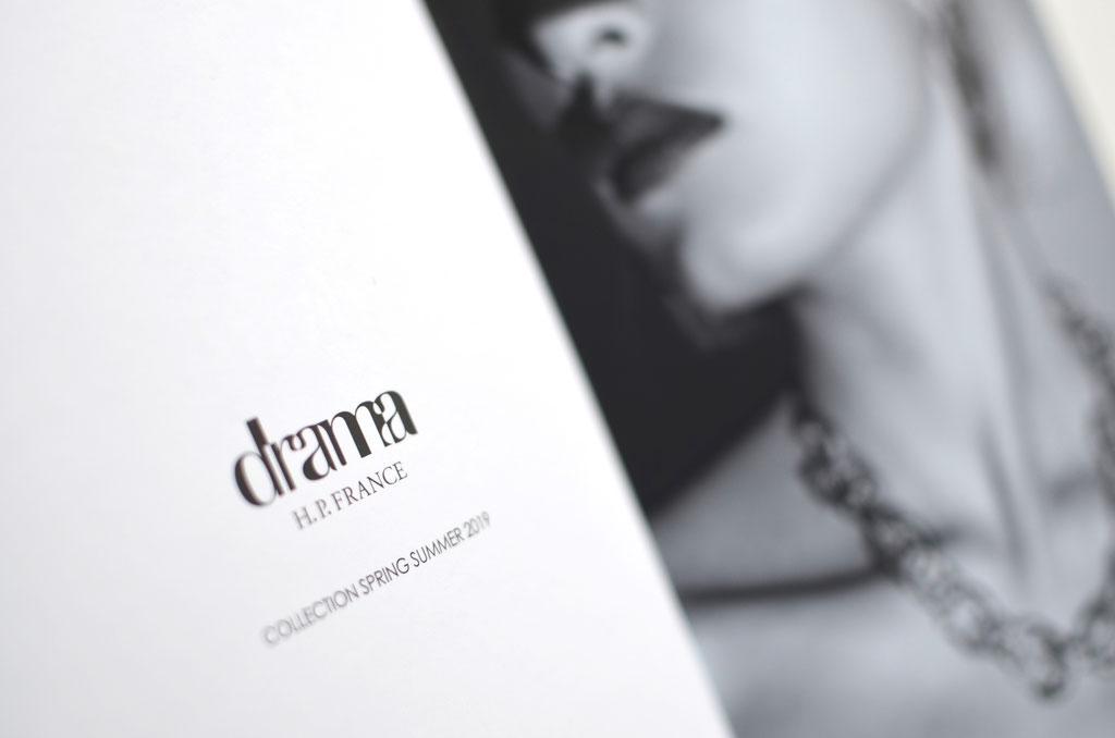 drama H.P.FRANCE , CINEMA H.P.FRANCE2019 SS Catalog