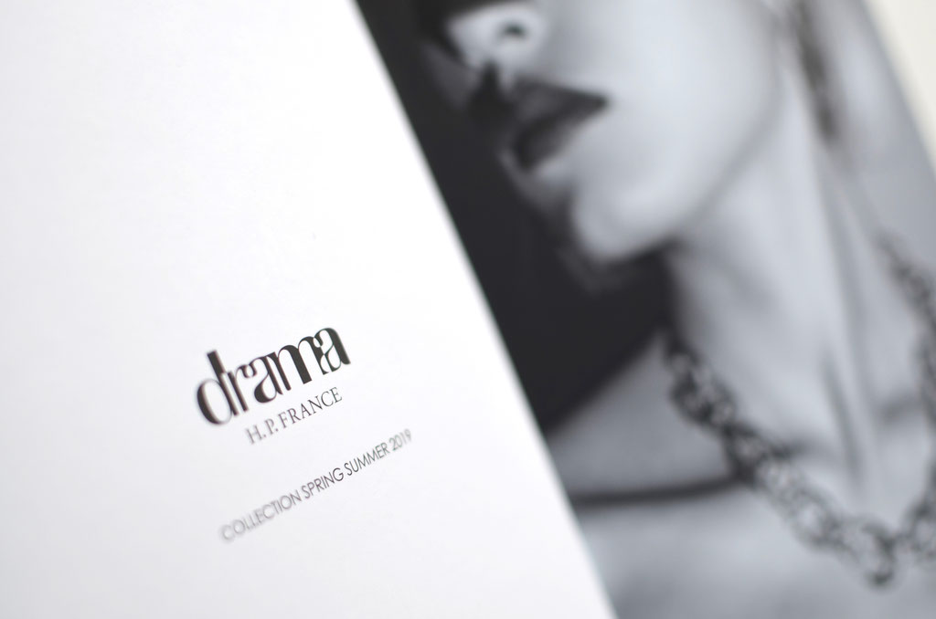 drama H.P.FRANCE , CINEMA H.P.FRANCE2019 SS Catalog