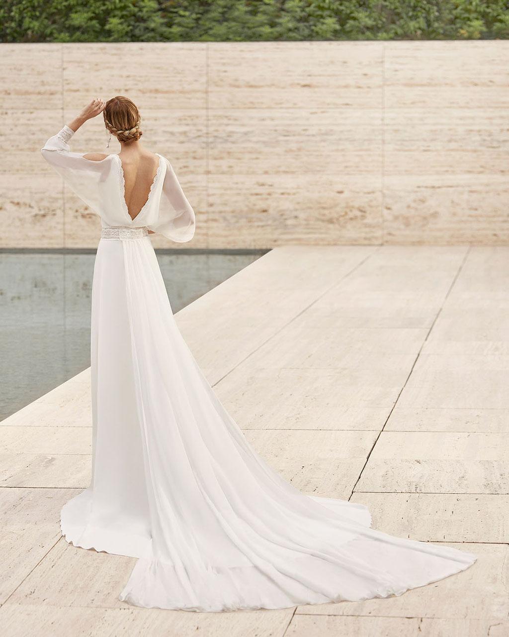Elkan. Rosa Clará Couture 2021.