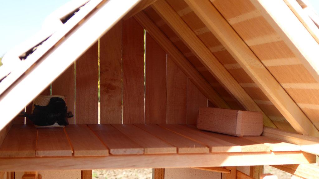Heuboden Dachboden Pferdestall Sattelkammer