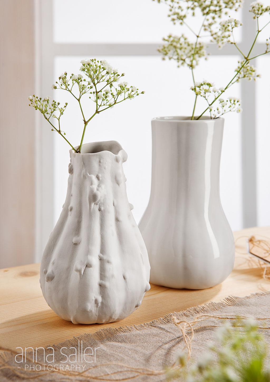 Meisterstück - freie Arbeit mit Unterstützung von Ehrlicher und Knauft Porzellan