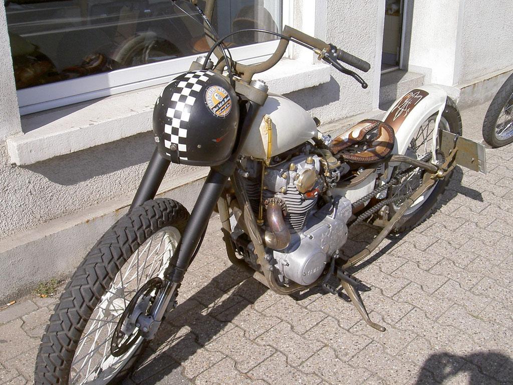 Yamaha XS 650 von www.freakie.de
