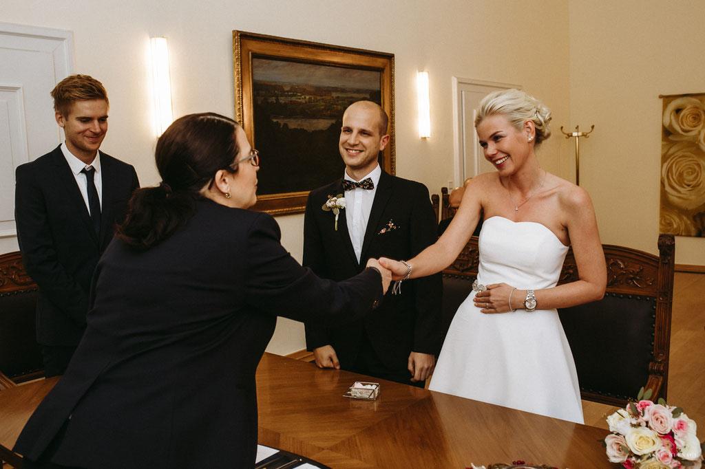 Hochzeitsfotos Standesamt Altona