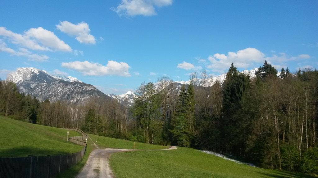 Wanderung zur Thierbergkapelle