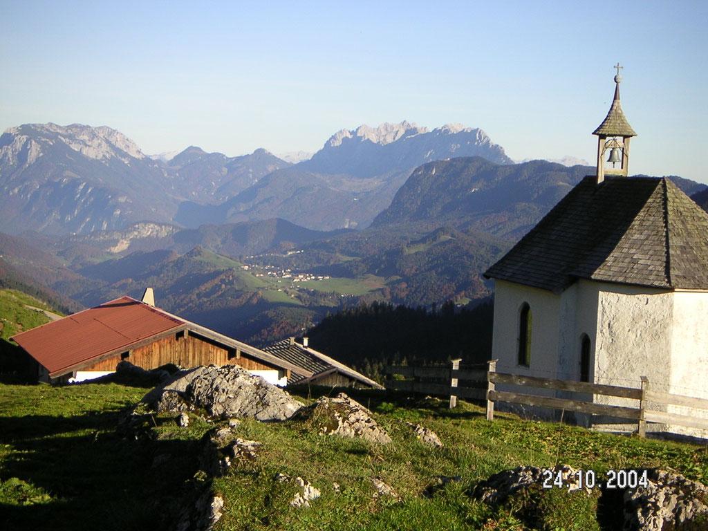 Ackernalm -höchstgelegene Almkäserei von Tirol