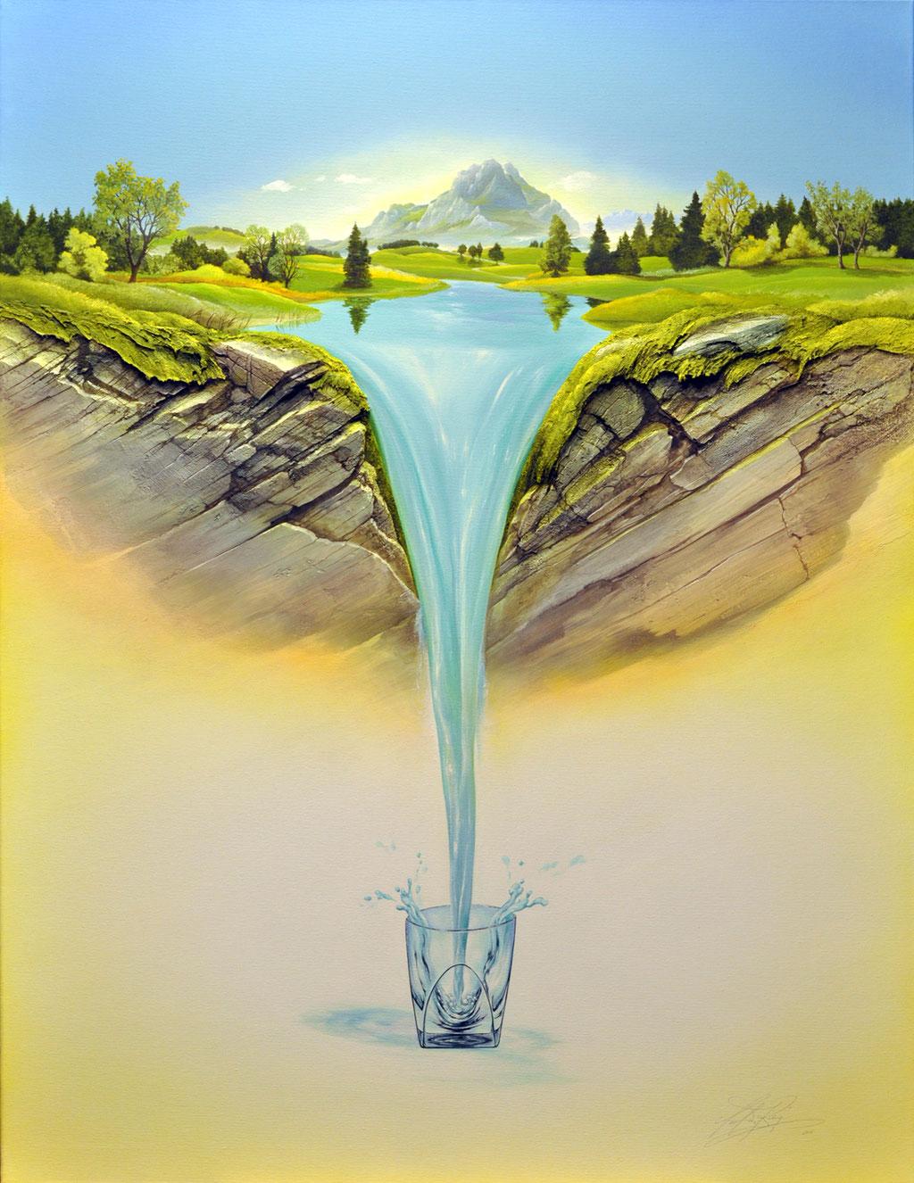 Wasser und Wald - Carl-W. Röhrig