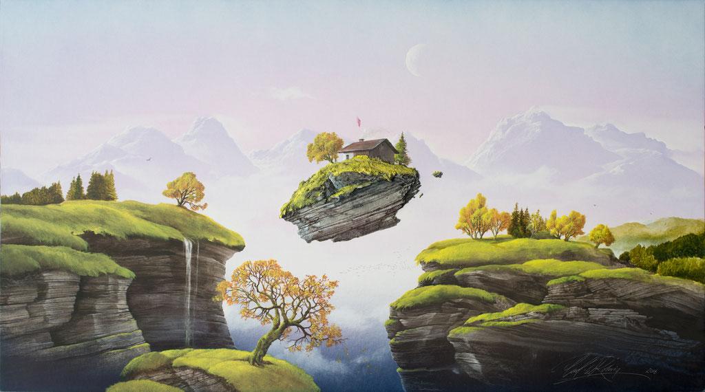 Landschaften - Carl-W. Röhrig