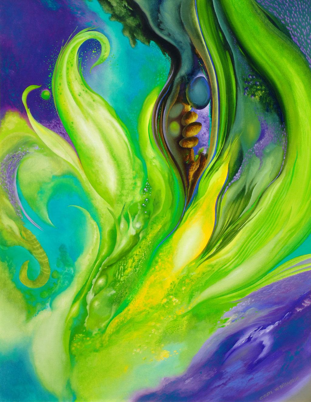 Farben des Regenwaldes - Carl-W. Röhrig