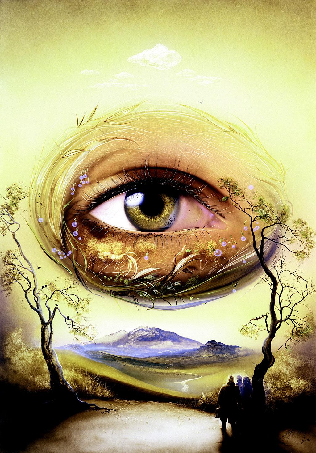 Das Auge - Carl-W. Röhrig