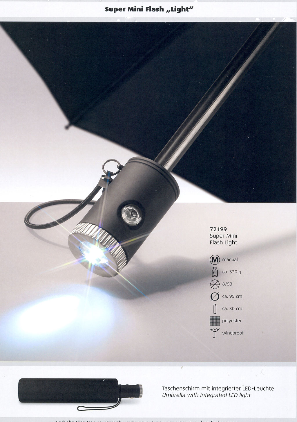 73199 Mini Flash light