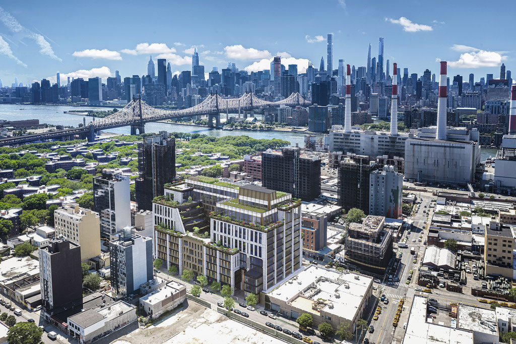 Office Bldg - Brooklyn, New York