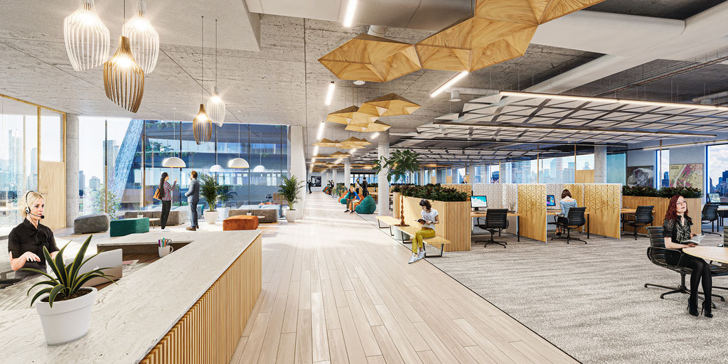 Offices - Brooklyn, New York