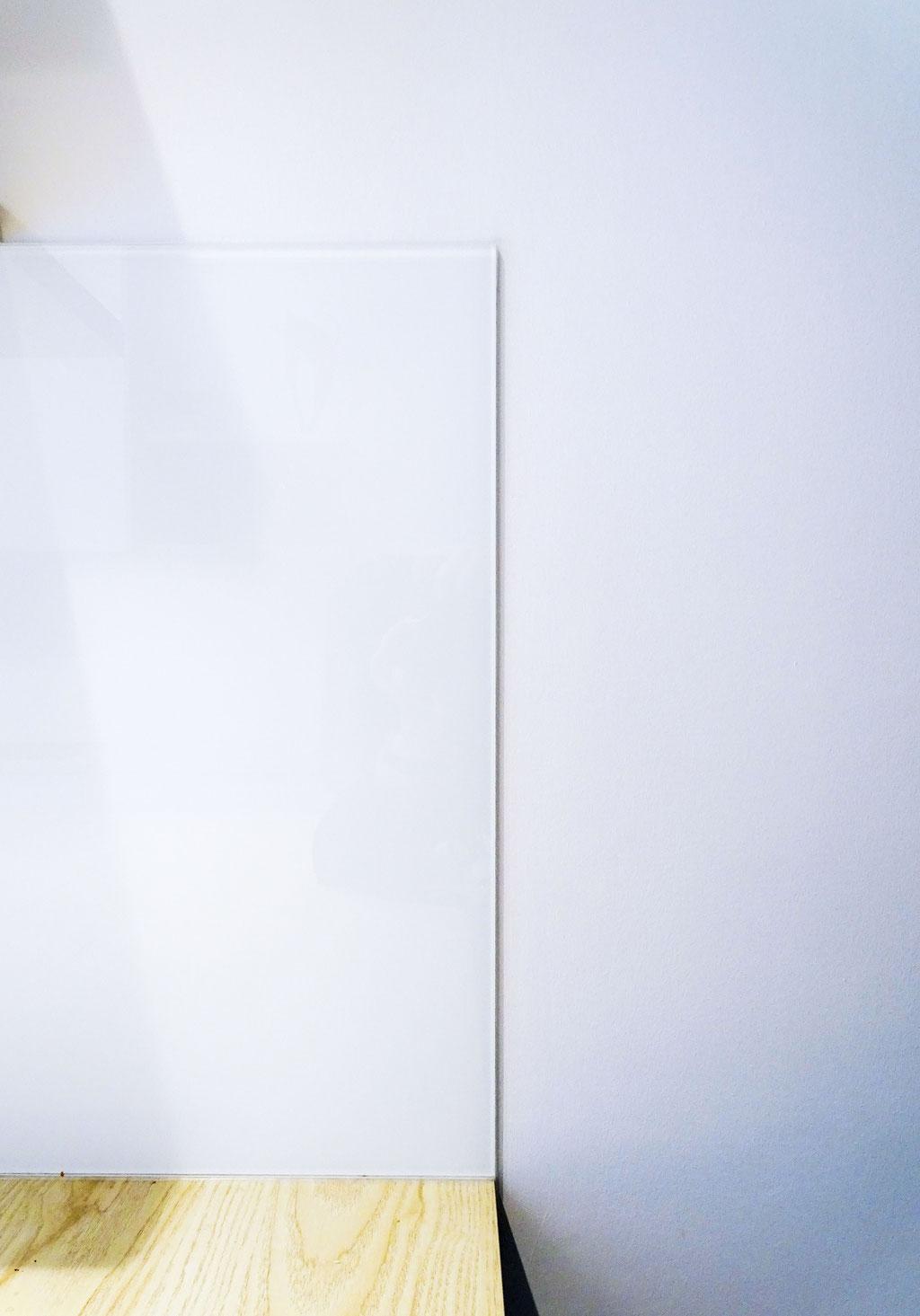 AL Intérieurs, agence architecture intérieur et décoration lyon, rénovation d'une cuisine aux teintes scandinaves, faïence murale en verre