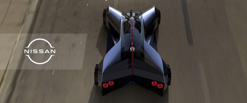 Projet Nissan GT-R(X) 2050