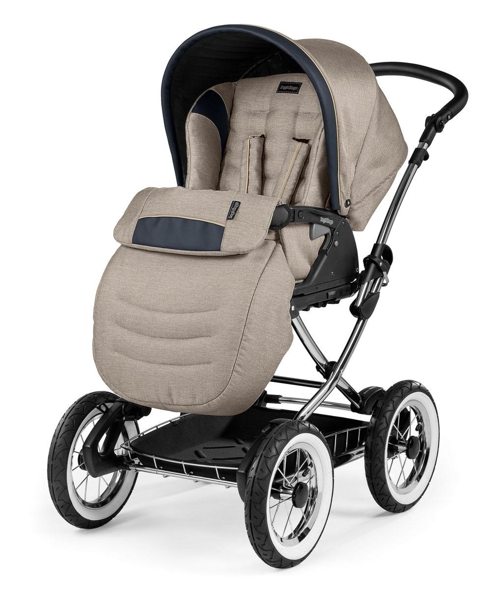 Kinderwagen Culla Elite sportwagensitz vorwärts fußsack
