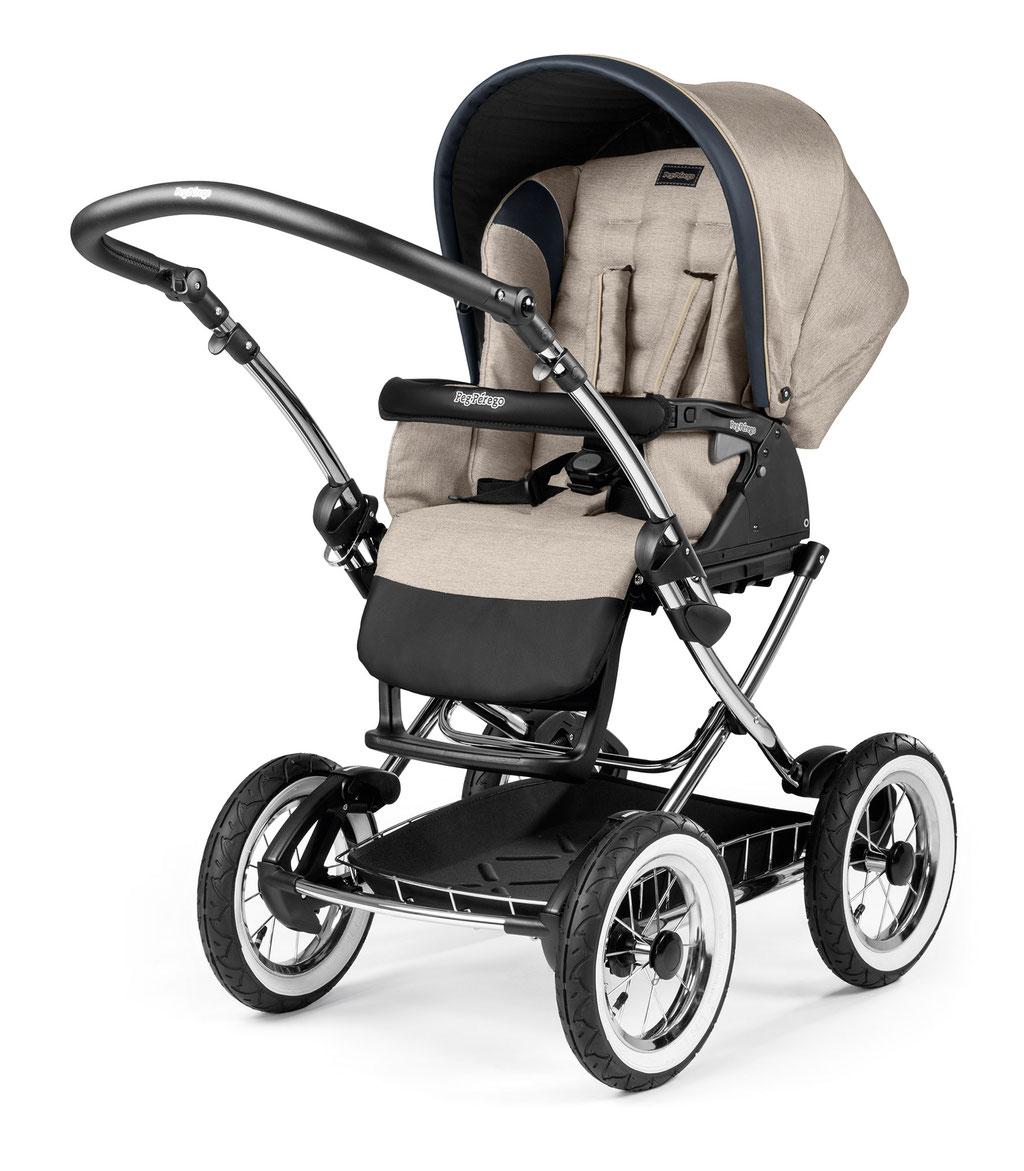 Kinderwagen Culla Elite sportwagensitz rückwärts