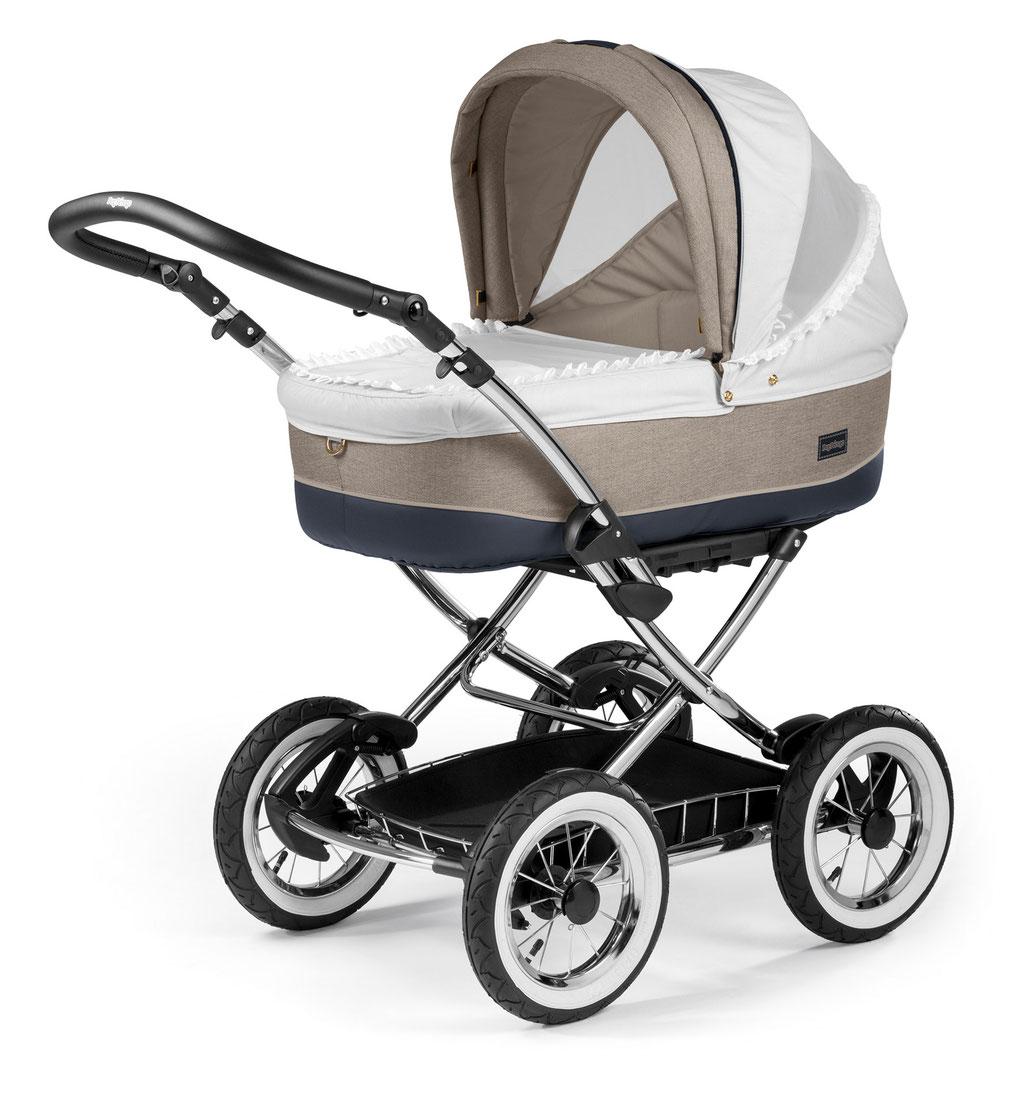 Kinderwagen Culla Elite Navetta Wanne elite sommerbezug