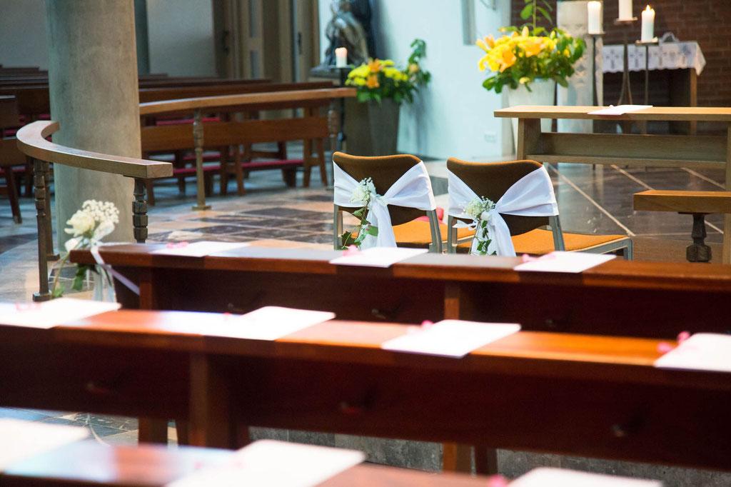 Hochzeit Kirche Siegen Wilnsdorf  kaan Fotograf Wuppertal NRW