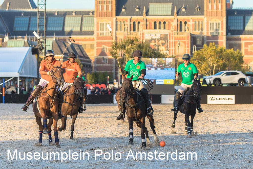 Museumplein Polo Amsterdam 2018 - 29 Sep 2018