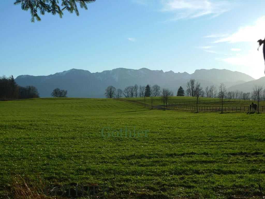 Landhaus in Alleinlage in Oberbayern kaufen