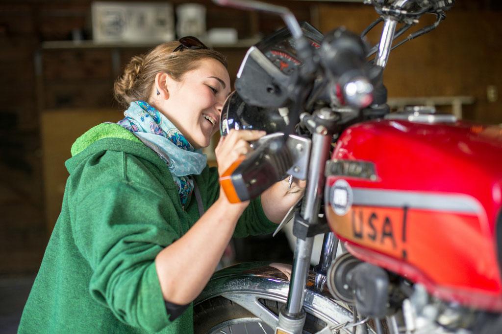 Travel Bug Blues. Women Adventure Riding. ADV Riders.