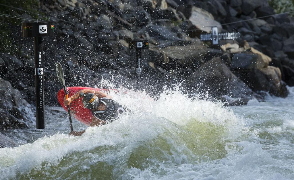 North Fork Championship. Idaho Kayaking. Kayaking Race. Regan Byrd.
