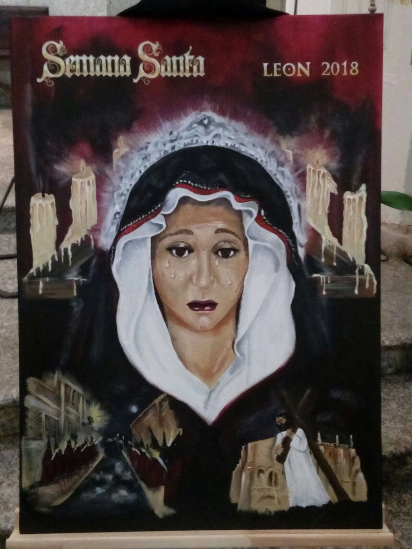 Presentación del Cartel de la Cofradía del Desenclavo de la Semana Santa 2018