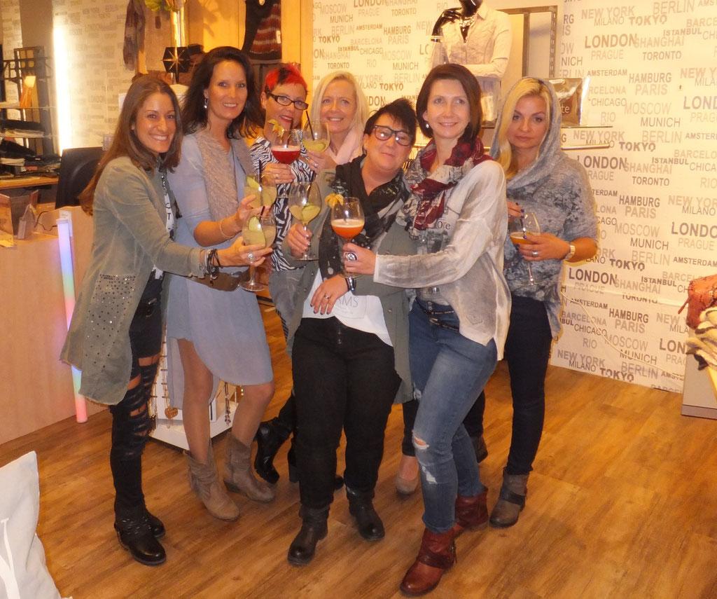 Ladies Night im Mode Point Neustadt 2016