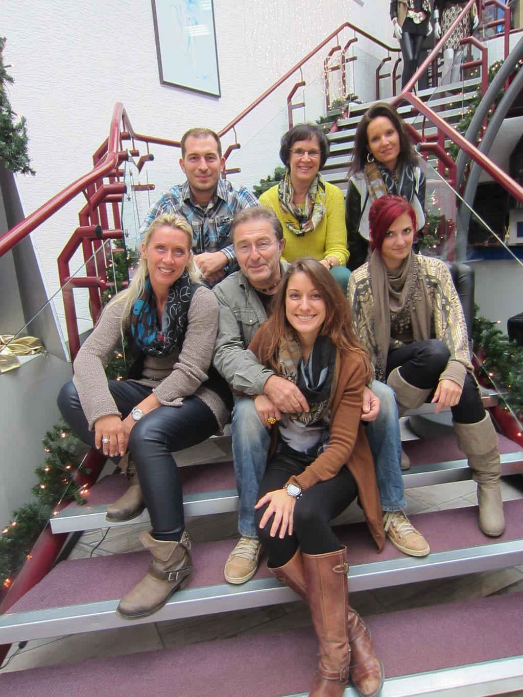 Weihnachten im Mode Point 2013