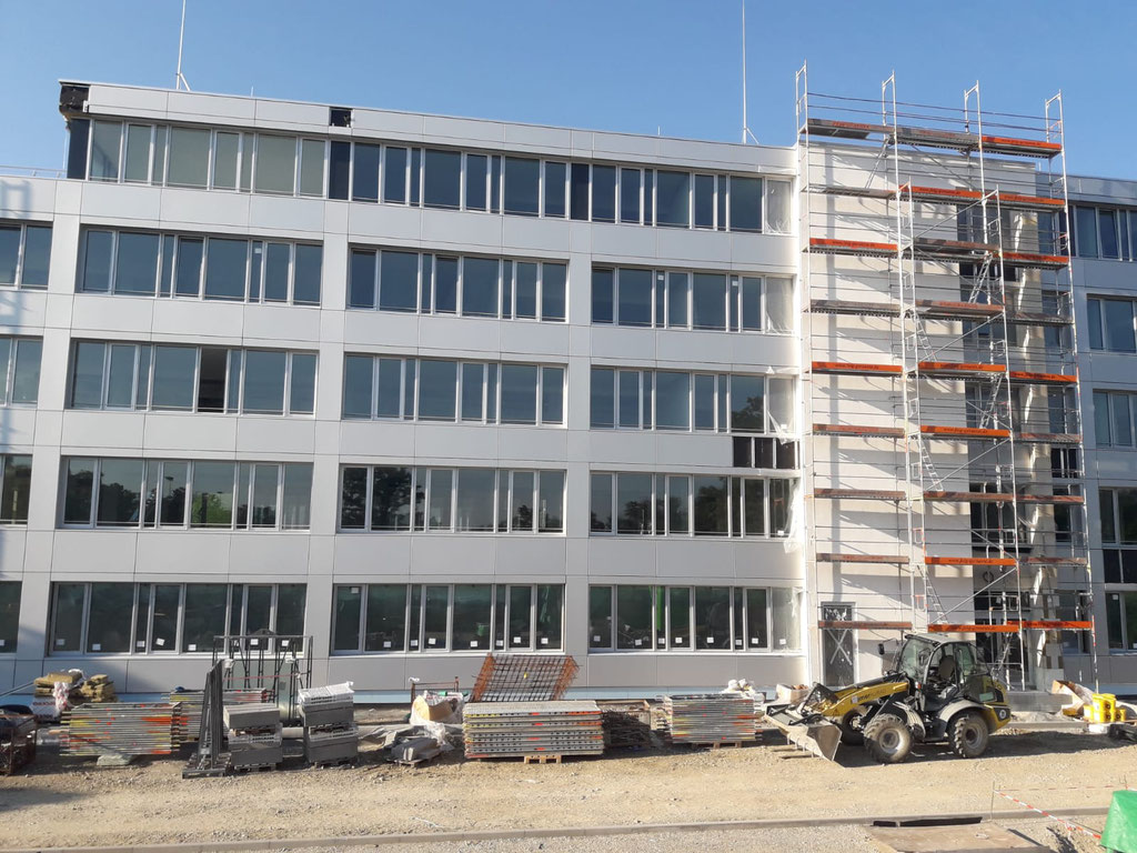 ESG Zentrale in Fürstenfeldbruck