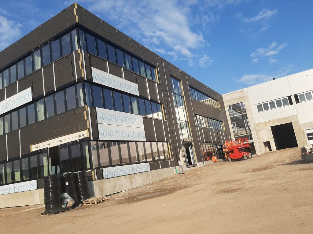 Logistikzentrum Discounter in Rheindahlen/Mönchengladbach