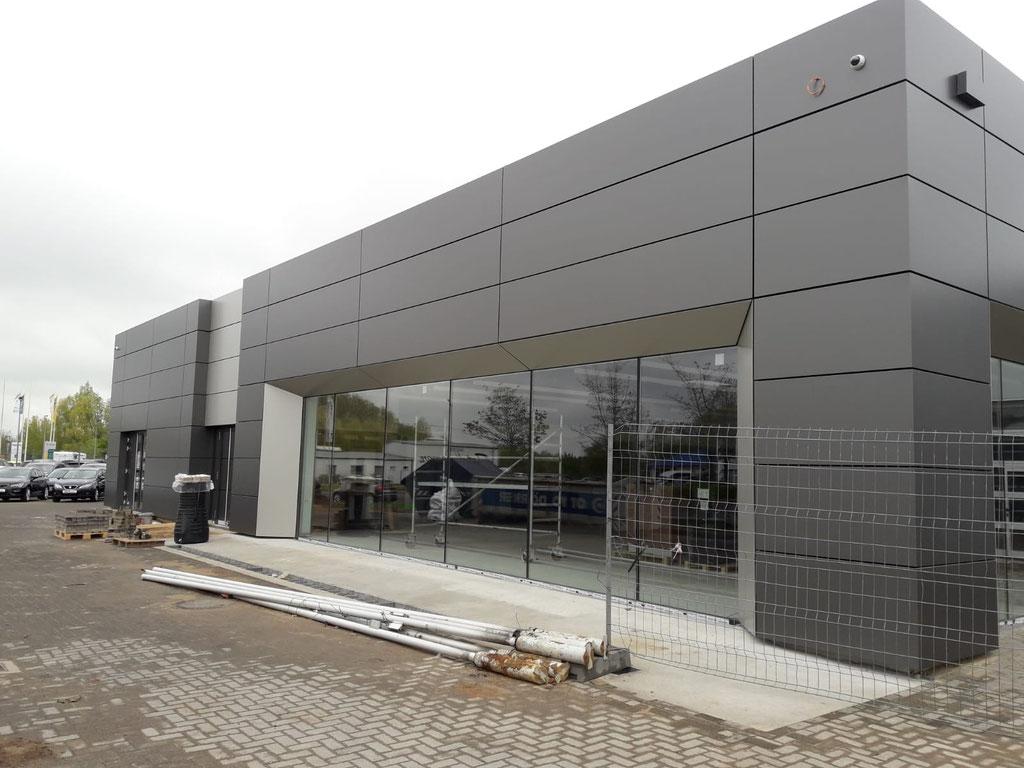 Autohaus in Schwerin